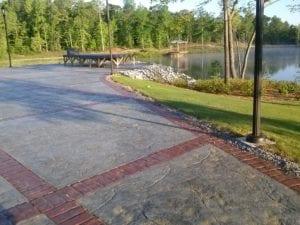 Concrete Driveways - Yoder Laser Concrete - Concrete Concrete Company / Concrete Contractor Dayton, Toledo, Cleveland, Columbus Ohio, Pennsylvania, West Virginia